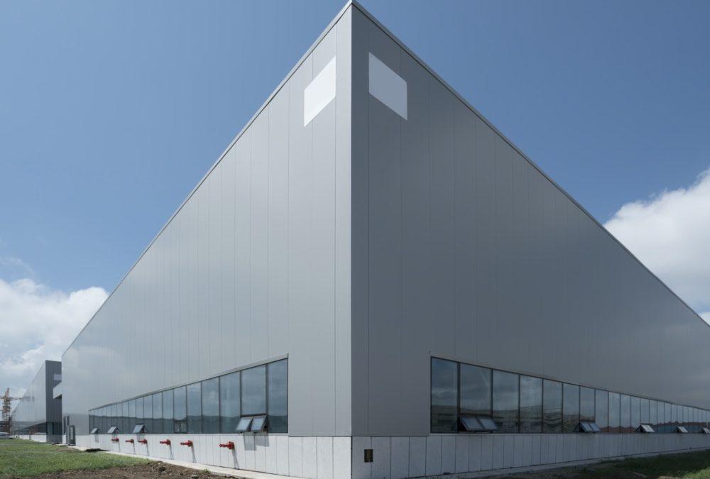 Les trois plus grands entrepôts du monde