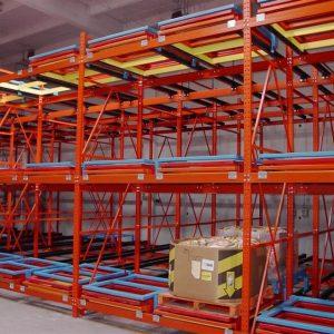 étagère industrielle Mecalux