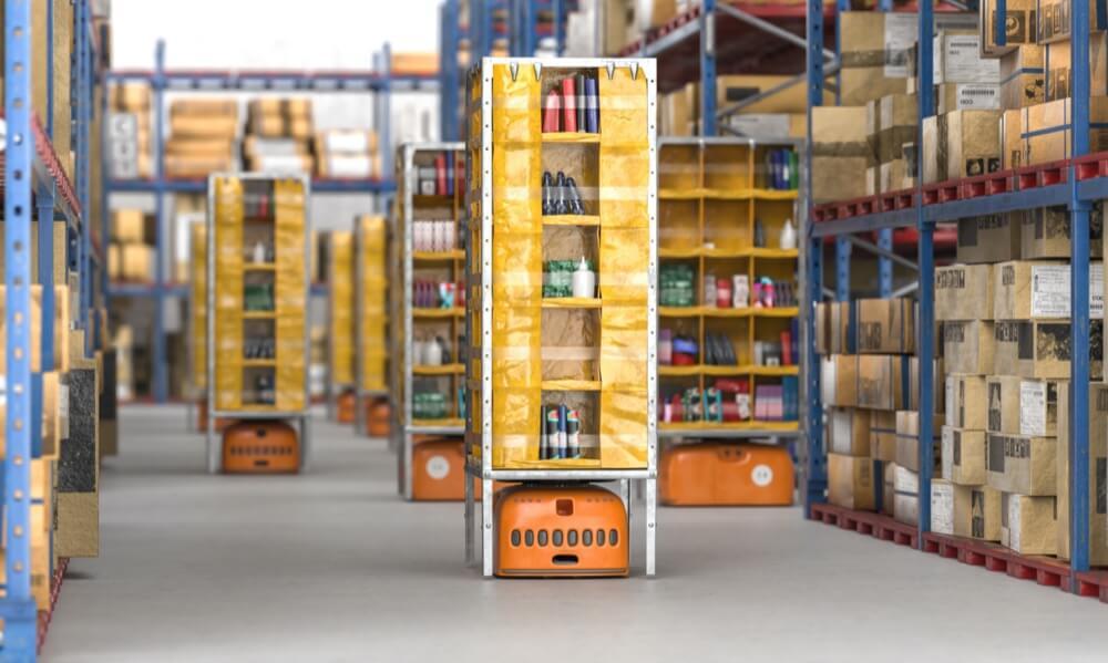 3 solutions logistiques innovantes pour automatiser un entrepôt