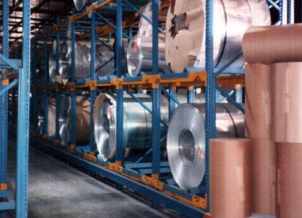 Rack lourd Steel