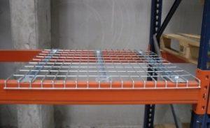 plancher métallique