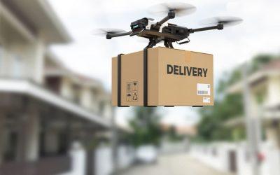 Comment fonctionne la livraison par drone ?
